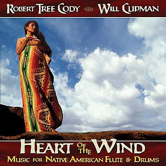Cody, Robert Tree & Will Clipman - Heart of the Wind [CD] USA import