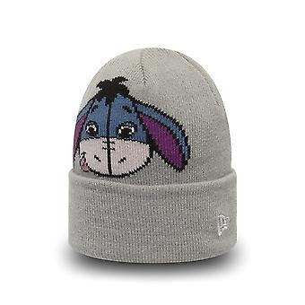 New Era Baby Infant Winter Hat Beanie - I-Aah Donkey