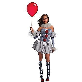 Women Pennywise Costume