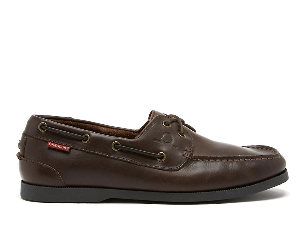 Chatham Men's Galley II G2 Leather Boat Shoes