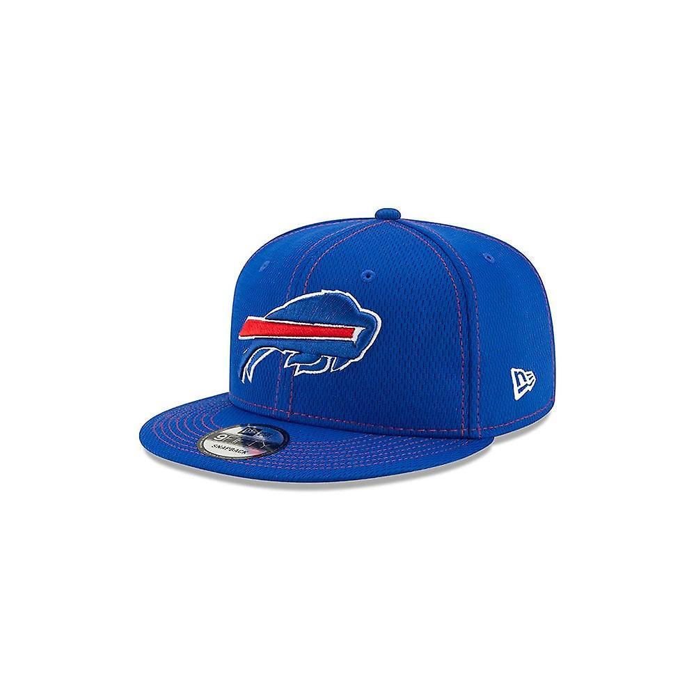 New Era Nfl Buffalo Bills 2019 Sideline Road 9fifty Snapback