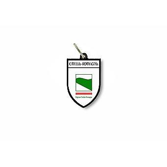 Schlüssel Schlüssel Tür Cle Flagge Sammlung Stadt Wappen Italy emilia romagna