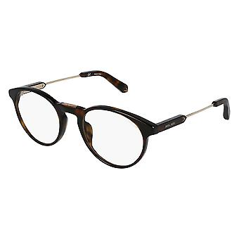 Police Lewis 10 SPLA31 0752 Shiny Dark Havana Glasses