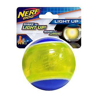 Nerf Dog LED Blaze Tennis Ball