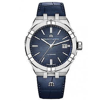 Maurice Lacroix AI6008-SS001-430-1 Men's Aikon Automatic Wristwatch