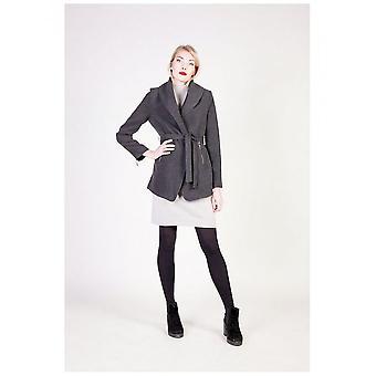 Fontana 2.0 - Clothing - Coat - NOVELLA_ANTRACITE - Ladies - dimgray - 46