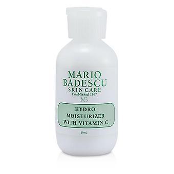 Hydro Moisturizer With Vitamin C - For Combination/ Sensitive Skin Types - 59ml/2oz