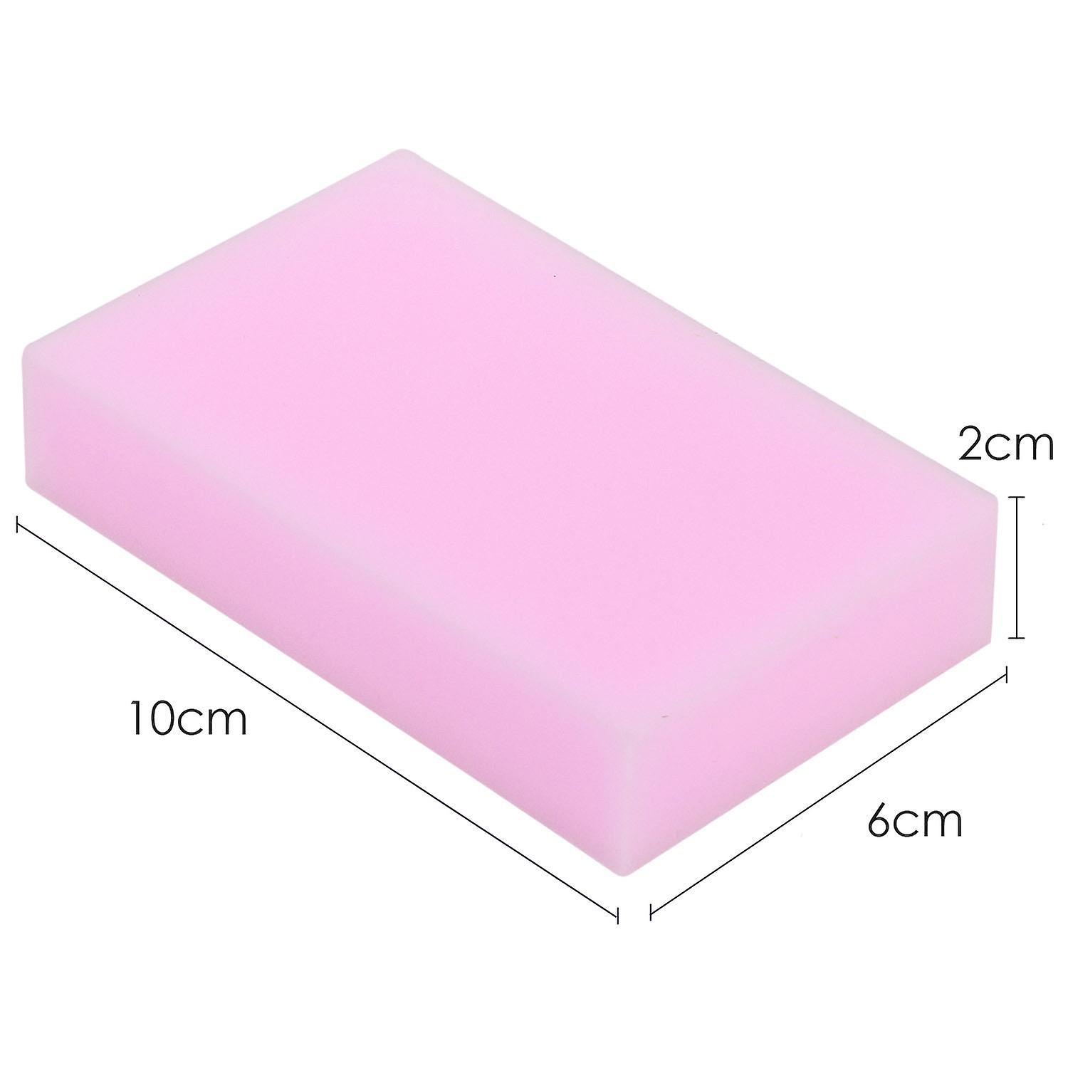 TRIXES Magic Sponges Pack of 30 for Chemical Free Mark Removal Precision Household Cleaning Professional Stain Removals
