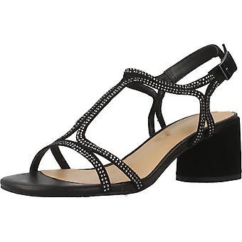 Alma en Pena sandalen V19701 kleur zwart