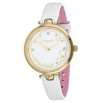Kate Spade Mujeres's Holland White Dial Watch - KSW1510