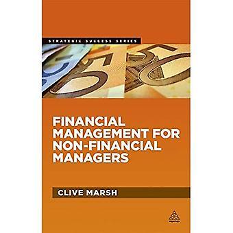 Financieel beheer voor niet-financiële managers (strategisch succes)
