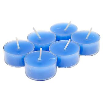 Wellindal Set of 6 aromatic candles Sea