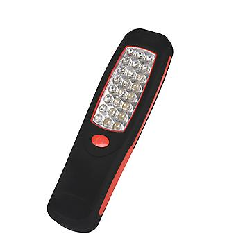 TRIXES Flexible 15 LED Light with Magnetic Back