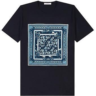 Versace Coleção Floral Graphic T-shirt