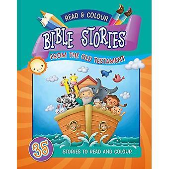 Lire les histoires bibliques couleur de l'Ancien Testament