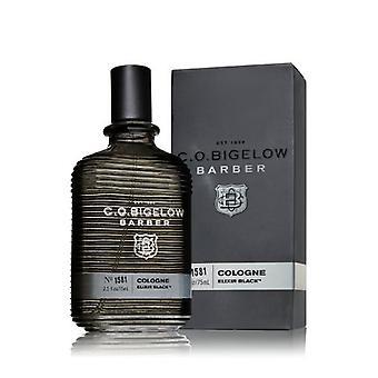C.O. Bigelow Elixir Black No.1581 Cologne 2.5 oz / 75 ml