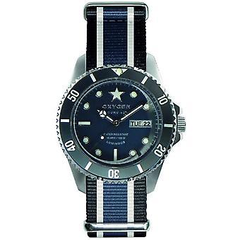Oxygen Clock Man ref. EX-DV-JEA-42-NN-BLIVJE