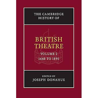 Brittiläinen teatteri - Joseph Donohue aseman 2 Cambridge-historia
