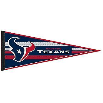 Wincraft NFL Filz Wimpel 75x30cm - Houston Texans