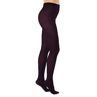 Solidea Rouge Wellness 70 Opaque Collants soutien FIR technologie [Style 79970] Pavone (Teal) S