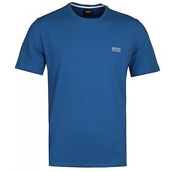 Hugo Boss Basic Regular Fit Blue T-shirt