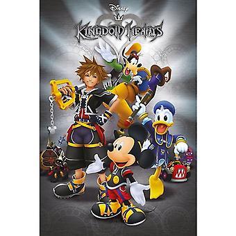 Disney, Kingdom Hearts, Maxi Poster - Classic