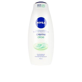 Nivea Creme Fresh Aloe Gel Shower Cream 750 Ml Unisex
