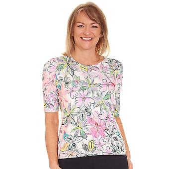 LUCIA Lucia Flower Print Top 44 413360