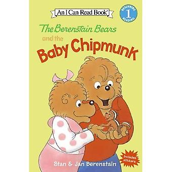 The Berenstain Bears and the Baby Chipmunk (I Can Read Books: Level 1)