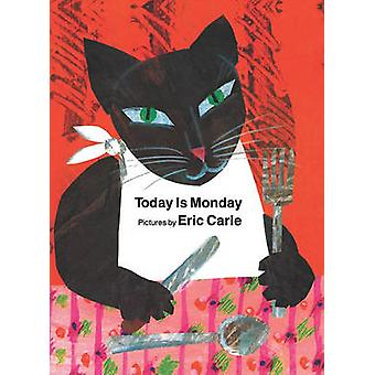 Today Is Monday by Eric Carle - 9780613017688 Book
