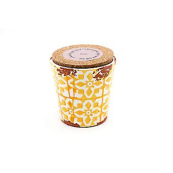 Eura Candle Eura ceramics 10x10cm Pineapple