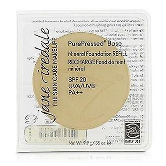 Jane Iredale Purepressed Base Mineral Foundation Ricarica Spf 20 - Bisque 9.9g/0.35oz