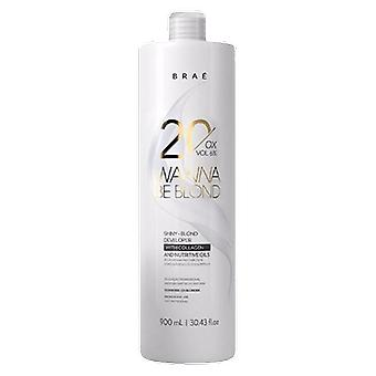 Quiere ser Blond Developer 20/Ox Vol. 6% - 900ml - Brae