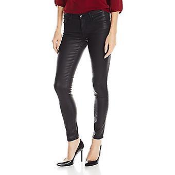 AG Adriano Goldschmied Women's The Legging Ankle Jean, Super, Black, Size 30