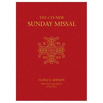 CTS New Sunday Missal: People's Edition with New Translation of the Mass