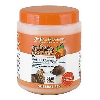 San Bernard Masker Arancia (oranje) 250 Gr