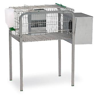 Gaun Rabbits Cage Lima - 1 Nido (Small pets , Cages and Parks)