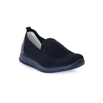 Enval soft black edith shoes