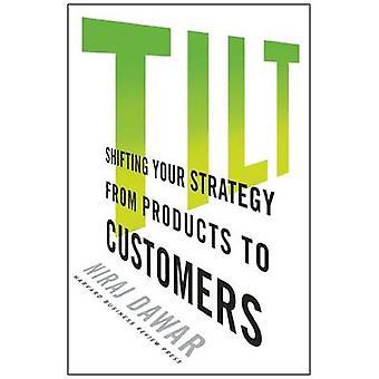 Tilt - décalage de votre stratégie de produits vers les clients Niraj Dawa