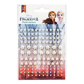 Disney Frozen/Frost II Pearl Stickers