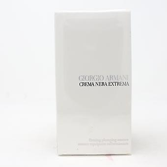 Giorgio Armani Crema Nera Extrema Firming Plumping Essence 1.01oz  New With Box