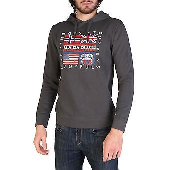 Napapijri Original Men All Year Sweatshirt - Grey Color 34262