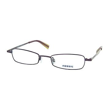 Fossil Brille Brillengestell Chokeberry weinrot OF1075515