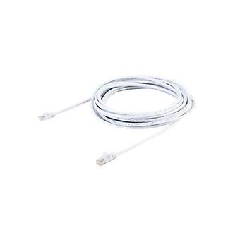 Startech 7M White Snagless Cat5E Patch Cable