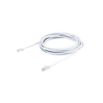 StarTech 7M valkoinen Snagless Cat5e Cable patch-Kaapeli