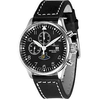 Zeno-Watch - Armbåndsur - Mænd - Vintage Chrono 4100-i1