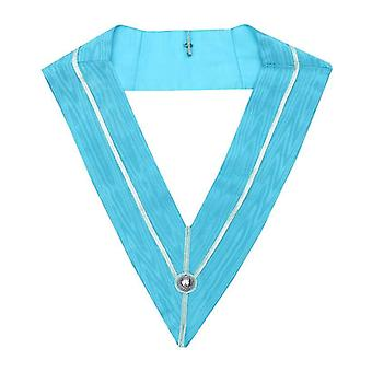 Masonic craft past master collar