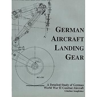 Deutsche Flugzeuge Fahrwerk: Eine detaillierte Studie des zweiten Weltkriegs deutsche Kampfflugzeuge