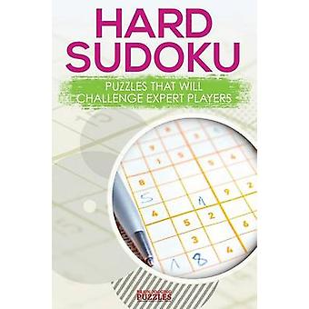 Hard Sodoku Puzzles that Will Challenge Expert Players by Brain Jogging Puzzles