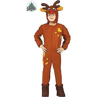 Dziecięce stroje karnawalowe renifer kostium dla dzieci